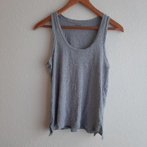 3/$25 MADEWELL gray tank top size xs